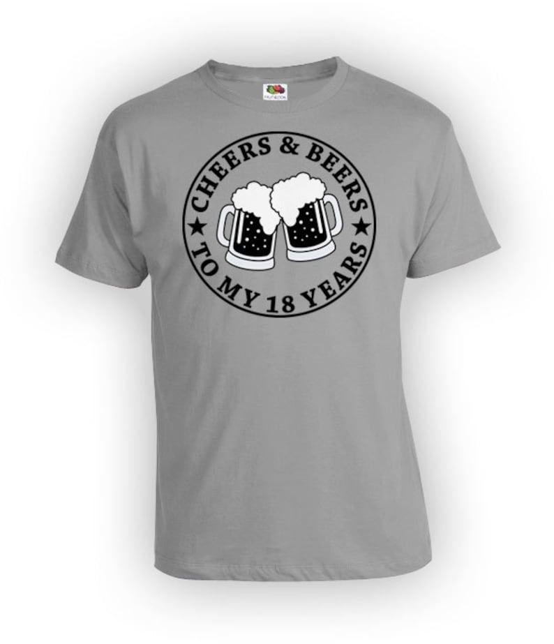 Funny Birthday T Shirt 18th Gift Ideas For Him Custom