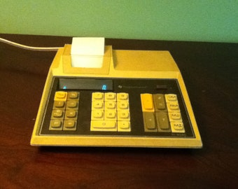 Texas Instruments TI - 5040 Adding Machine early 1980's