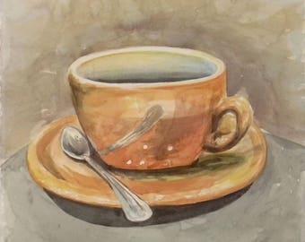 Coffee (print)