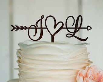 Wedding cake toppers etsy junglespirit Choice Image