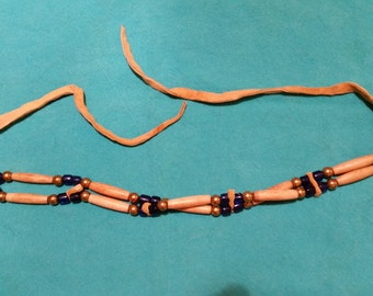 2 Strand Beaded Necklace