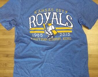 Royals Vintage Unisex Tshirt