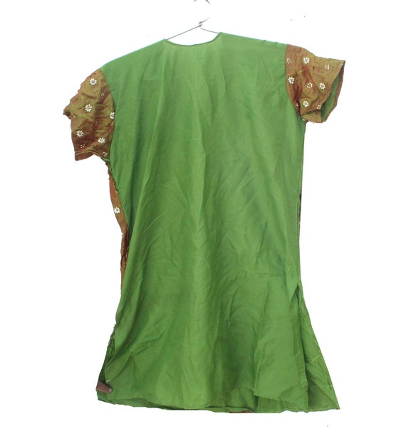 Vintage Banjara Dress Hand Embroidered Tribal Gyp… - image 6