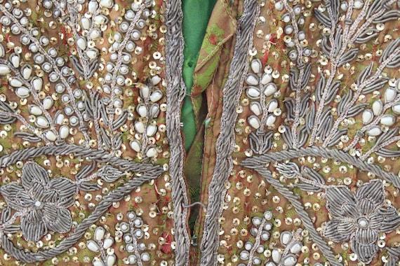 Vintage Banjara Dress Hand Embroidered Tribal Gyp… - image 5