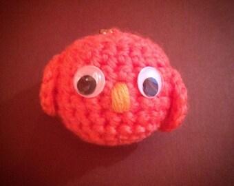 Llavero pájaro / Bird keychain