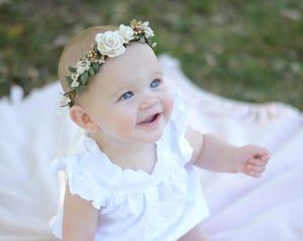 Flower girl crown  5bcd5495c13