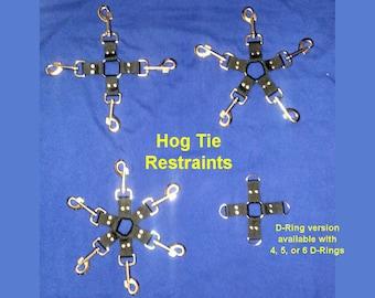 Basic Hog Tie Restraint