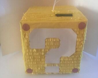 Super Mario Bros. Block Pinata