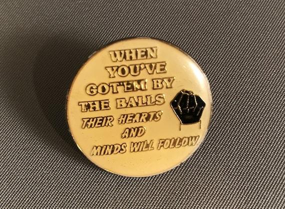 Jest 2.25 Pinback Button  joking  joke  just kidding  jk  funny  cute  buttons  badge 90s Shirley U Vintage 80s