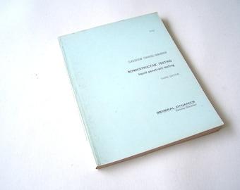 Liquid Penetrant Testing Classroom Training Book