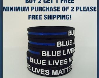 Blue Police Lives Matter Thin Blue Line Paracord Bracelet Usa America Flag Support Lives Police Matter Survival Bangle Bracelet Street Price Buckles & Hooks Arts,crafts & Sewing