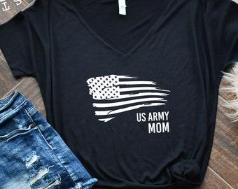 2accc8c4cf95b US Army Mom shirt