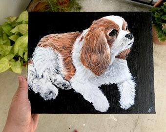 CUSTOM Pet Portrait Painting!