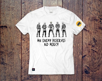 Force Five Tee: Skeleton Crew