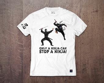 PD Tee: Ninja War