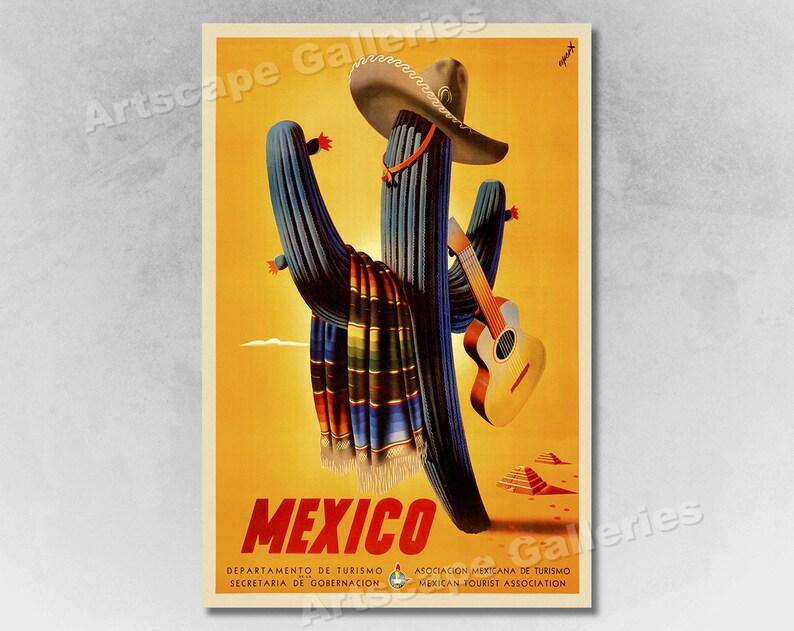 1940s Melbourne Victoria Australia Vintage Style Travel Poster 24x36