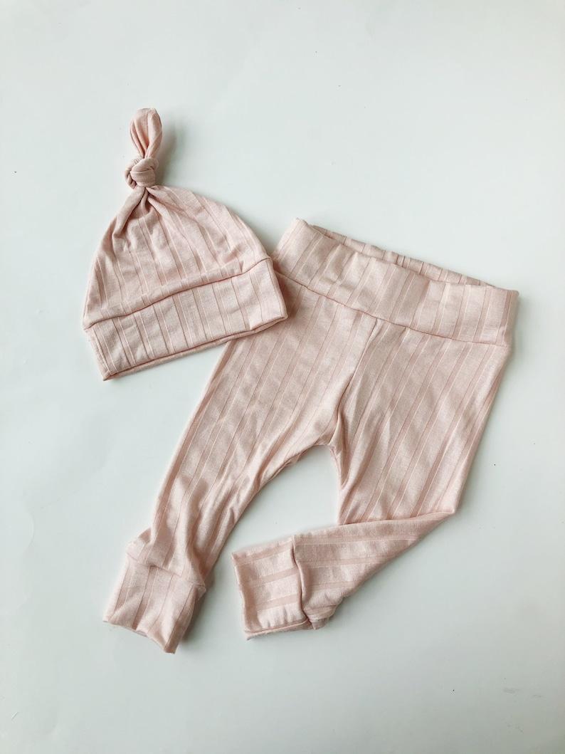 Light pink Baby leggings newborn leggings baby boy leggings toddler leggings newborn leggings warm baby pants girl leggings holiday