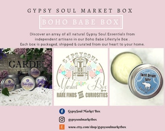 Gypsy Soul Market Box
