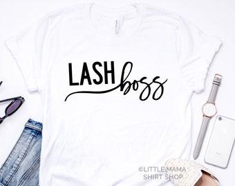 6fca2a869fa Lash Boss © Eyelash Shirt