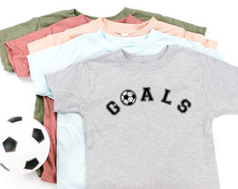 Play Soccer Like Daddy  Cute and Trendy Soccer Shirts for Kids  Crew Neck Toddler Tee or BW 34 Sleeve Shirt   Unisex Kids  Soccer Tee