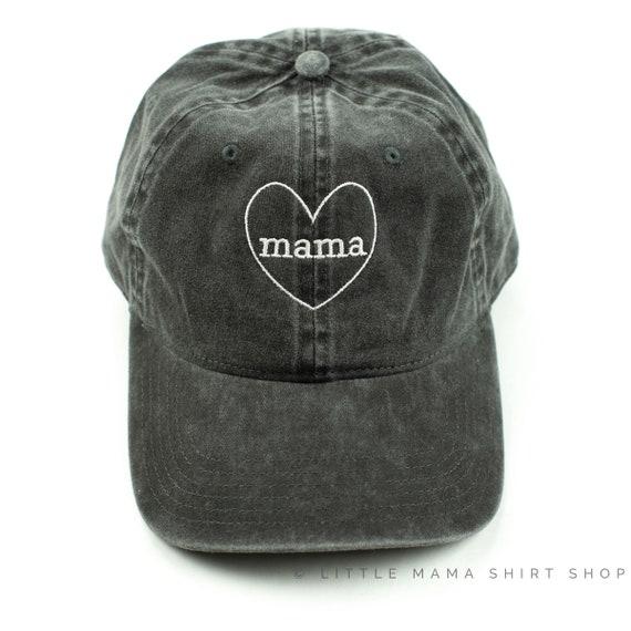 Mama © Baseball Cap for Women Hats for Moms Women s  2c6b205a8e67