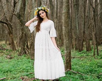 Rustic Engagement Dresses