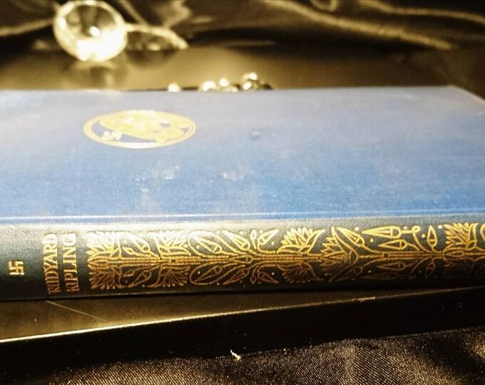 Stalky and Co, 1924, Hardback, Rudyard Kipling, vintage 20's pocket edition