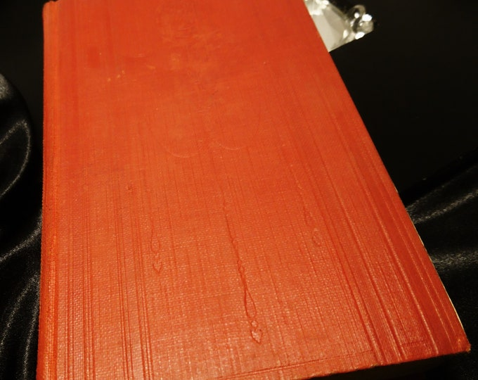 Antique novel, Young Blood by Annie St Swan, Hodder and Stoughton c1910, antique books