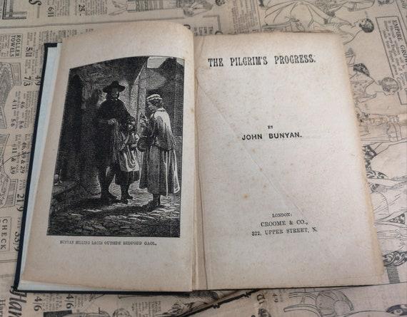 The Pilgrims Progress, John Bunyan, religious books