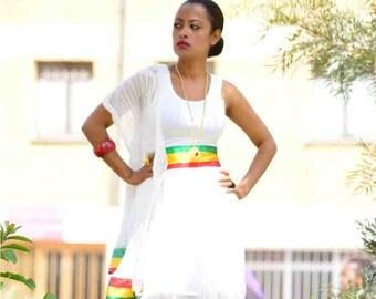 2d69eeaa07 Ethiopian skirt/ Rasta maxi skirt/ Organic maxi skirt/ Long African skirt/  Plus size African skirt/ african skirts with elastic waistband