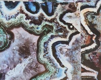 A5 Geology Print - Geology Photo - Geology Art - Geode Art