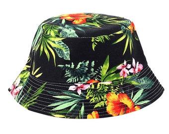 6a214b21c8f73 Tropical Rave Festival Bucket Hat