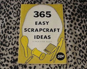 1950s Craft Magazine Etsy