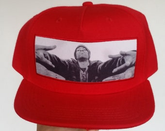 9019c444257 Method Man Hat Vintage Snapback Baseball Hat Red Suede Method Man Patch Wu  Tang by WH Wear Wu Tang Clothing Wu Tang Related Hat Rare Hip Hop