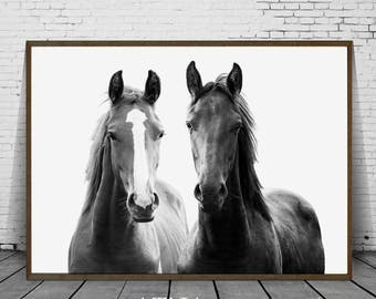 Superbe Popular Items For Horse Wall Art
