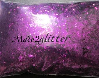 Hi flash Metallic Hexagon nail art glitter in 0.040