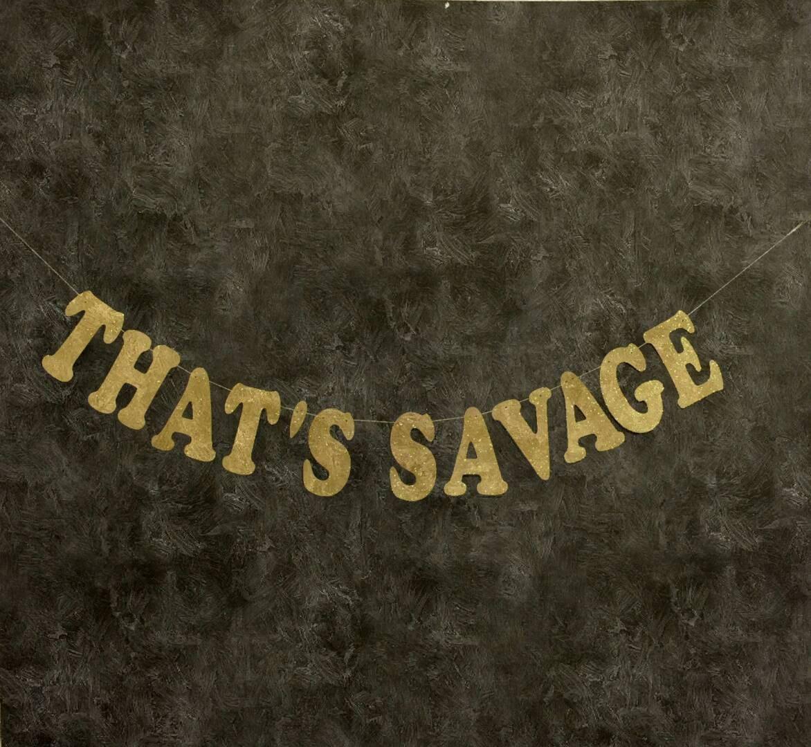 Birthday Decorations 21 Savage Banner Thats 21st Etsy Tendencies Caps Navy I Slay 30th 40th Bachelorette