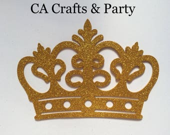King crown etsy foam prince crown gold 10 pcs king crown princess crown tiara princess birthdayits a boy little prince baby gold crown centerpieces altavistaventures Gallery