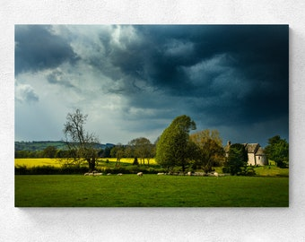 England Landscape St. Michael and All Angels Church