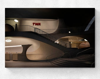 TWA Terminal Hotel, New York JFK #31