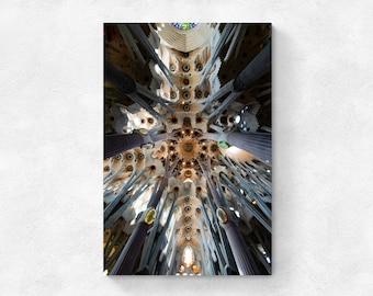Sagrada Familia, Barcelona Study #16
