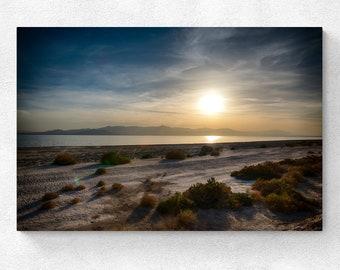 Salton Sea - Sunset Salton Sea State Park