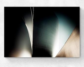 Walt Disney Concert Hall - Passages at Dusk