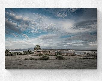 Salton Sea - North Shore Bait Shop