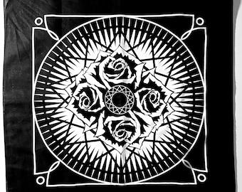 Wayward Dark Reading Cloth / Altar Cloth