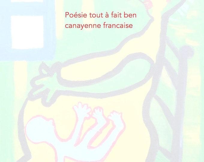 Featured listing image: Maman à la fenêtre : poésie tout à fait ben canayenne francaise - Poésie en joual du Québec