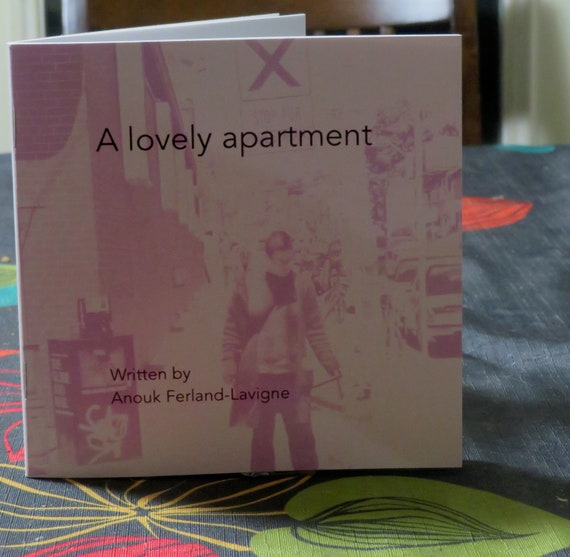 A lovely apartment