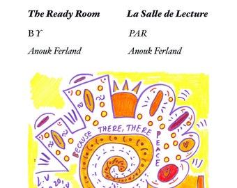 La salle de lecture & The Ready Room