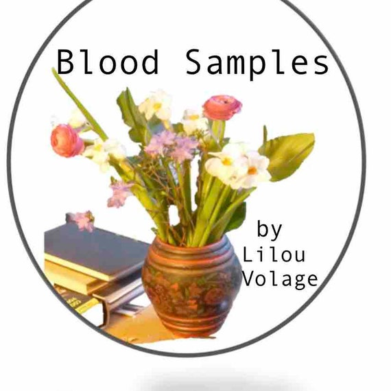 Blood samples by Lilou Volage (2015-2016)