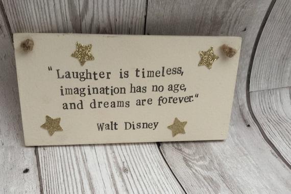 Walt Disney Disney Plaque Disney Quotes Family Plaques Etsy